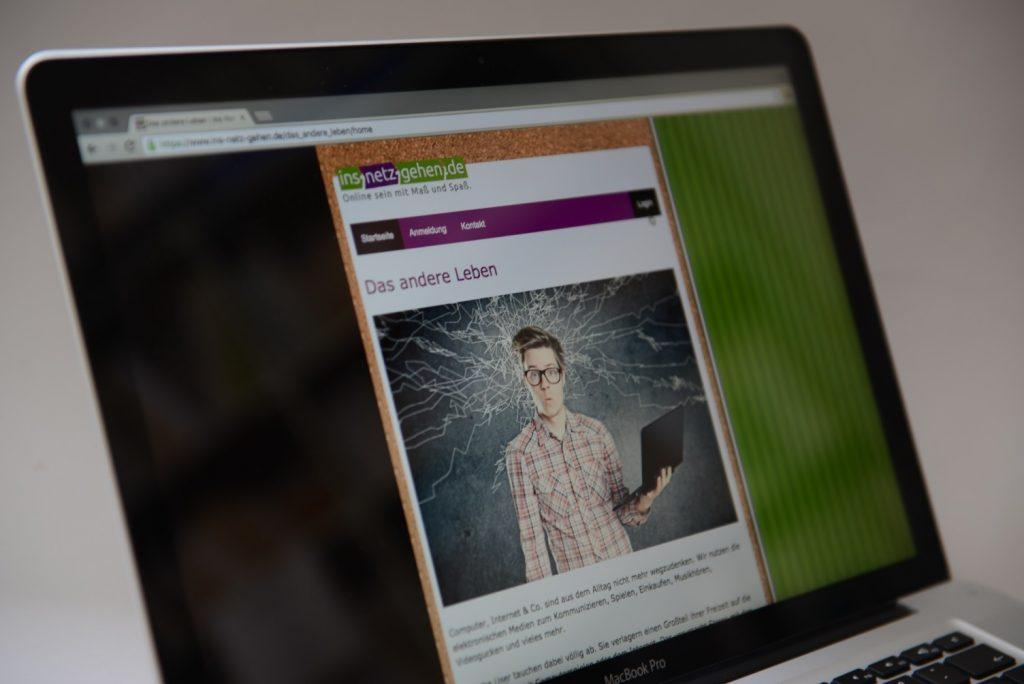 Onlineberatung bei problematischer Mediennutzung