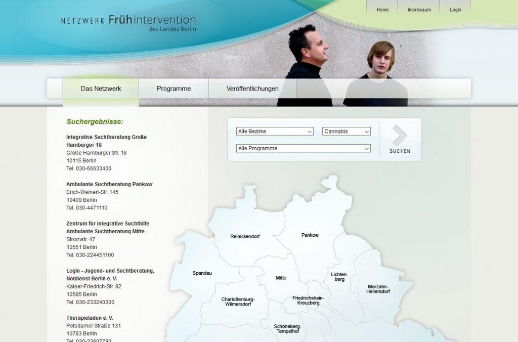 Netzwerk Frühintervention Berlin