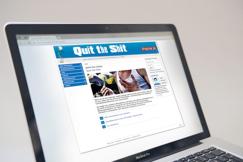 Online-Beratung für Kiffer: Chat erhöht Zufriedenheit
